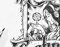 Lettering//Illustration