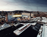 Designing multi-purpose cultural space in Oslo