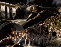 fliessendes Wasser / Flowing water