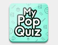 My pop quiz