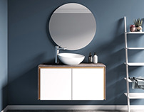 Komudus Bathroom Furniture - 3D & Interior Style