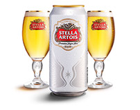 Stella Artois - Global Chalice Can