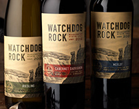 Watchdog Rock (Constellation Brands) Packaging/Logo