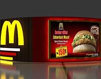 McDonald Hoarding