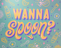 Wanna Spoon Mural