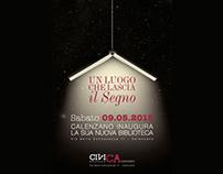 Biblioteca Civica / Brand Identity
