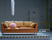 IKEA - The Butt Test