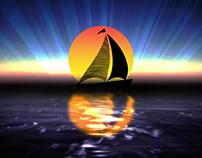 """Boat Ashore Productions"" Logo Animation"