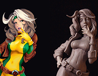 Rogue Collectible Statue