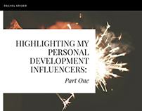 Personal Development Speakers You Should Follow: Part 1