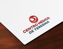 Criação do Logotipo: Centro Médico de Teresina