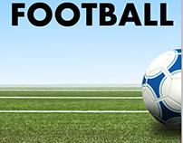 FOOTBALL CROMA FOOTAGE