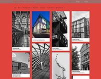 Original Field of Architecture website