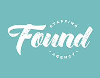 Found Staffing Branding + Website