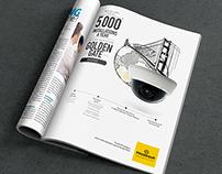 Campaña Gráfica Internacional Prosegur