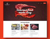 Grand Gourmet Grocer Website