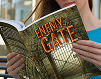 Enemy at the Gate –Book Cover