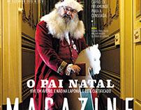 Capa da revista Notícias Magazine