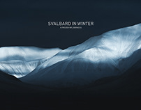 Svalbard in winter - A frozen wilderness, by Stian Klo
