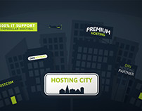 Hosting Certificate animation