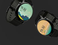 New Smartwatch Interface Concept - Android Wear