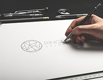 RingLeader Solutions Corporate  Brand Identity Design