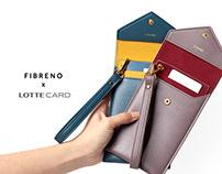FIBRENO x LOTTE CARD