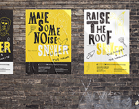 """Campaign Event - """"Make Some Noise"""""""