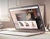 Sensa Site Design & Front-End