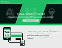 Primary Key- (Website Design)