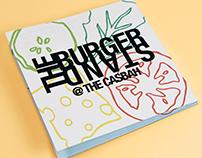 Menu Redesign: The Burger Stand
