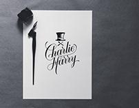 Typography Logo Free Mock-ups