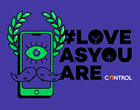 #LOVEASYOUARE - Control