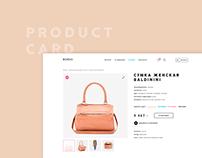 BORDO online store