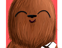 Chewie Tshirt