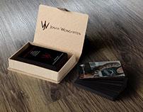Jonah Weingarten Business Cards