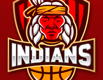 INDIANS BASKETBALL