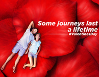Cleartrip - Valentine's Day Campaign - Social Media