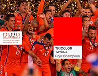 Tricolor - Colores de historia