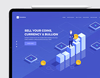Coin Sale Website