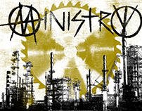 MINISTRY | poster
