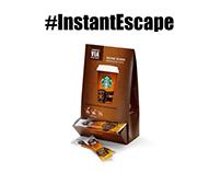 Starbuck Via Instant Latte Social Media Campaign
