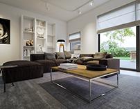 Interieurimpressies Lange Riest - Van Bekkum Projecten