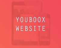 Youboox website