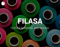 FILASA // Website