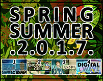 SPRING SUMMER 2017 FORECAST THEME 2: ENCOUNTER CULTURE