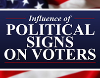Political Influence Infographics - Signs.com