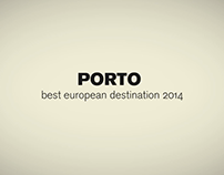 Porto - Best European Destination 2014