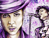 Prince Tribute, Thank You