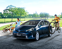 Toyota Prius Plus You
